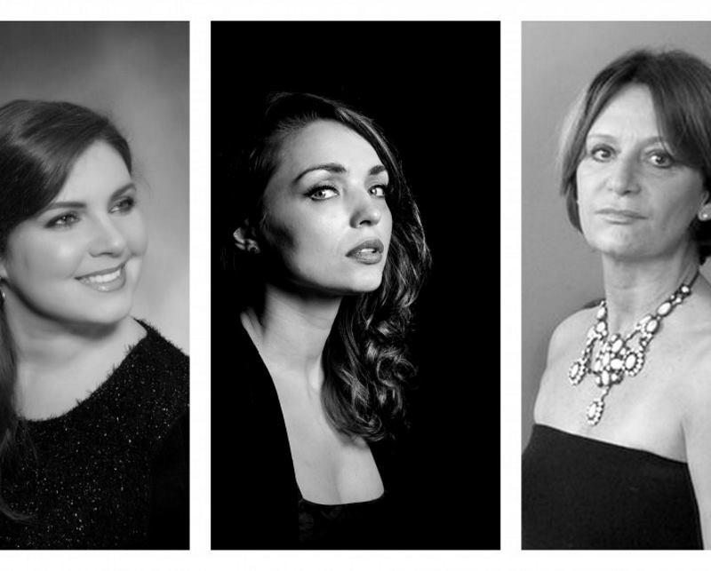 HNK IVANA PL. ZAJCA Komorni koncerat 'Tre donne' donosi arije i dueteumjetnica opernog svijeta 19. stoljeća