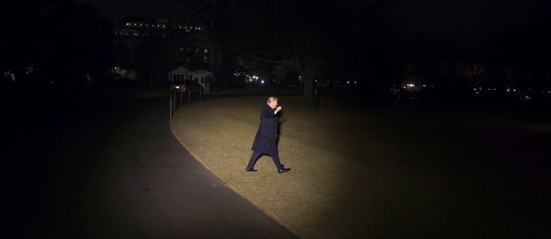 DAVOS Donald Trump stigao na Svjetski gospodarski forum