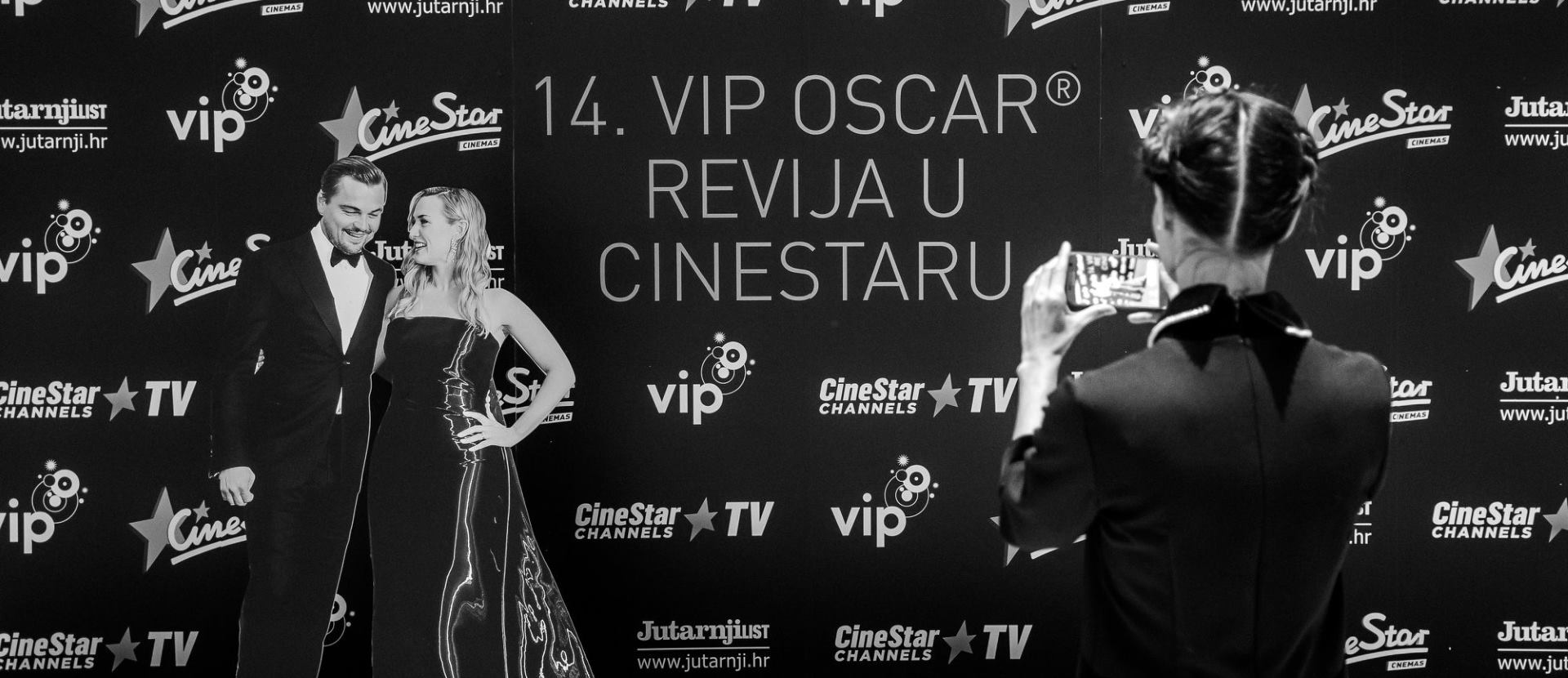 FOTO: Poznati Splićani na otvorenju 14. Vip Oscar revije u CineStaru 4DX™