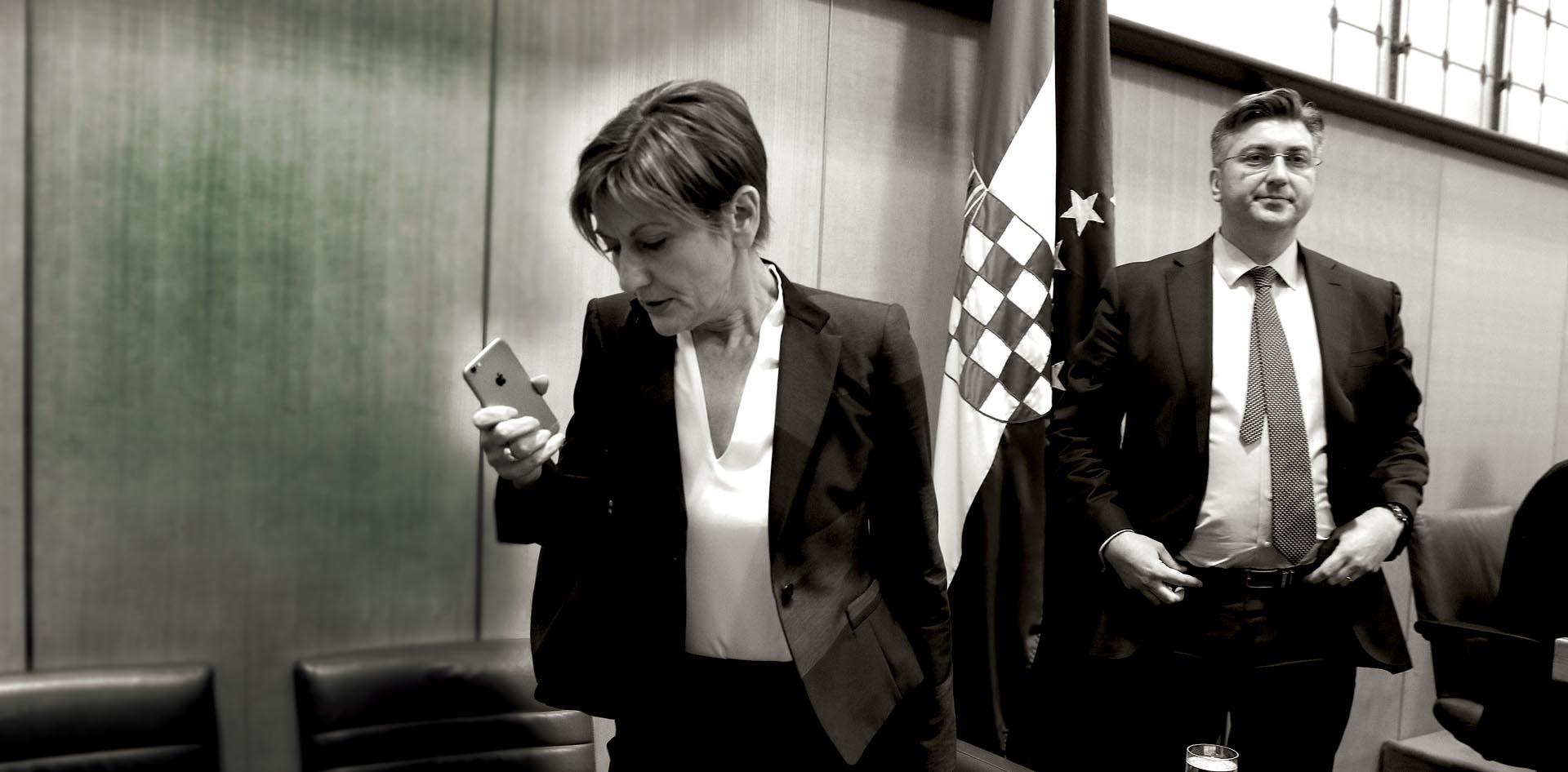 Plenković gubi podršku ljudi iz vrha HDZ-a, ministara i najbližih suradnika