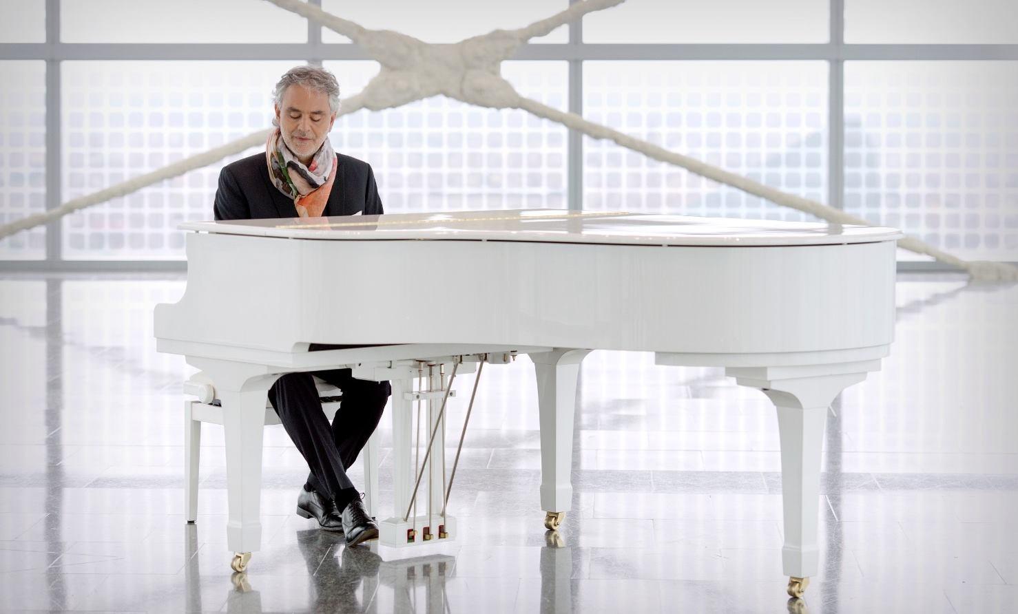 VIDEO: Andrea Bocelli uoči zagrebačkog koncerta primio nagradu Global Award