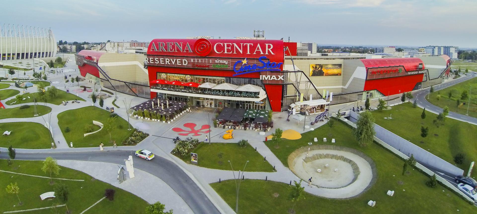 ARENA CENTAR Najveći trgovački centar u Zagrebu ostvario rekordnu posjećenost i kreće u nove poslovne izazove