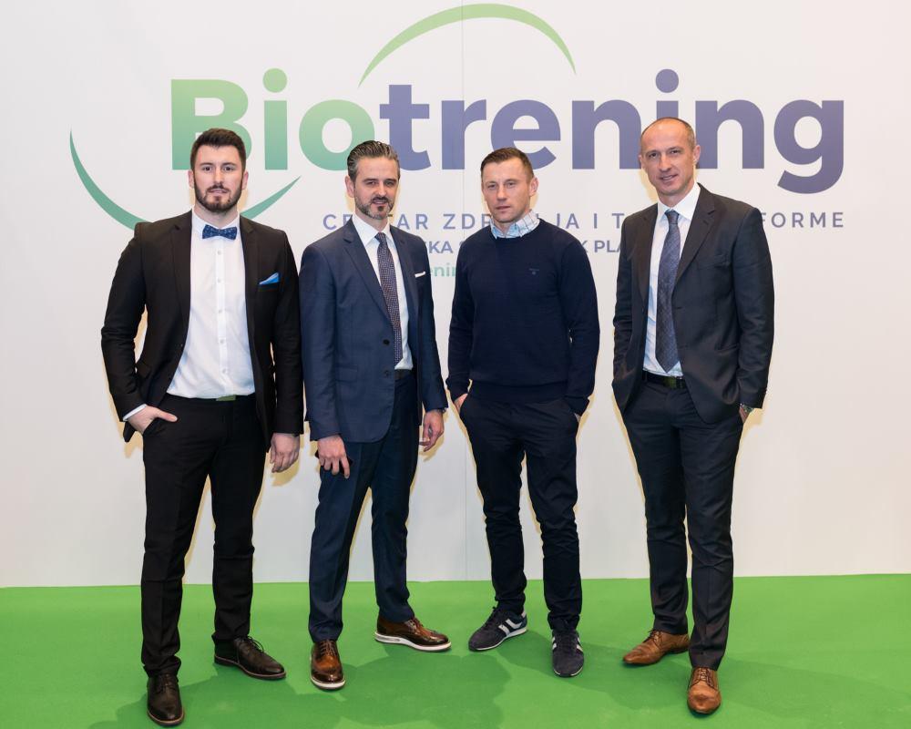 FOTO: Svečano otvoren Centar zdravlja i tjelesne forme Biotrening