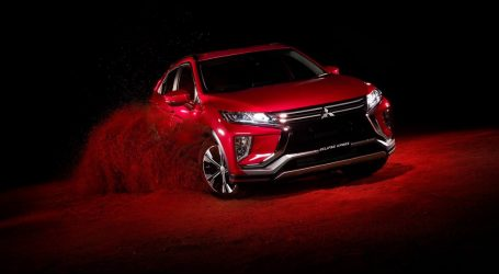 VIDEO: Čim sjednete u Mitsubishi Eclipse Cross počne hip-hop