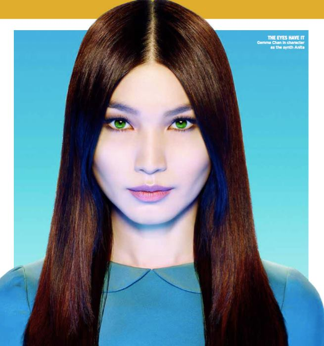 VIDEO: Gemma Chan će glumiti u filmu 'Captain Marvel'