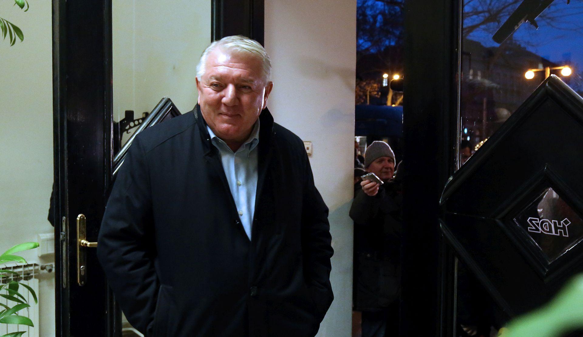 HVIDRA na prosvjedu protiv dolaska Vučića