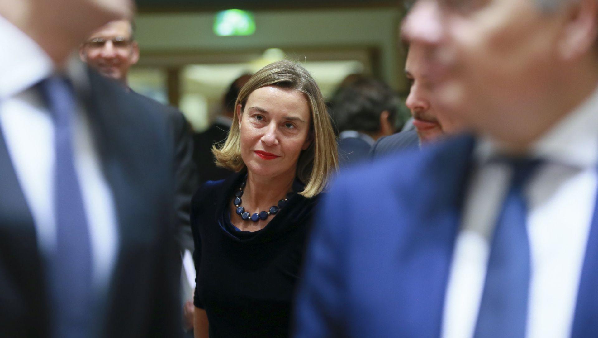 Mogherini sa šefovima diplomacije Njemačke, Francuske i Britanije