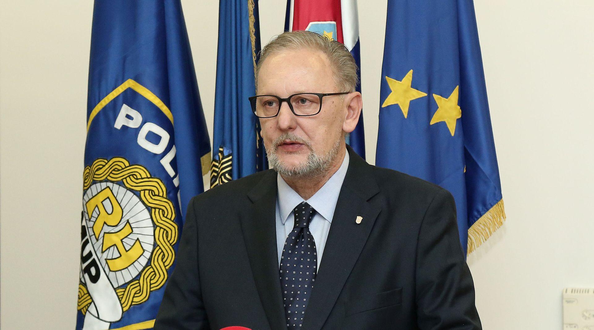 Božinović o aferi SMS: Ne mogu komentirati istraživanja policije i DORH-a