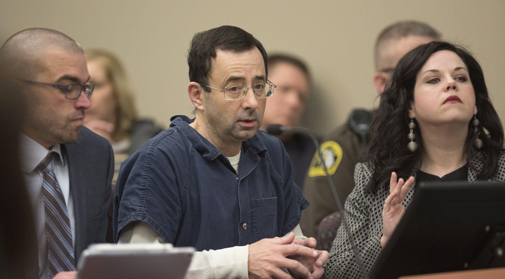 Žrtve spolnog zlostavljanja i sveučilište Michigan dogovorili odštetu od 500 milijuna dolara