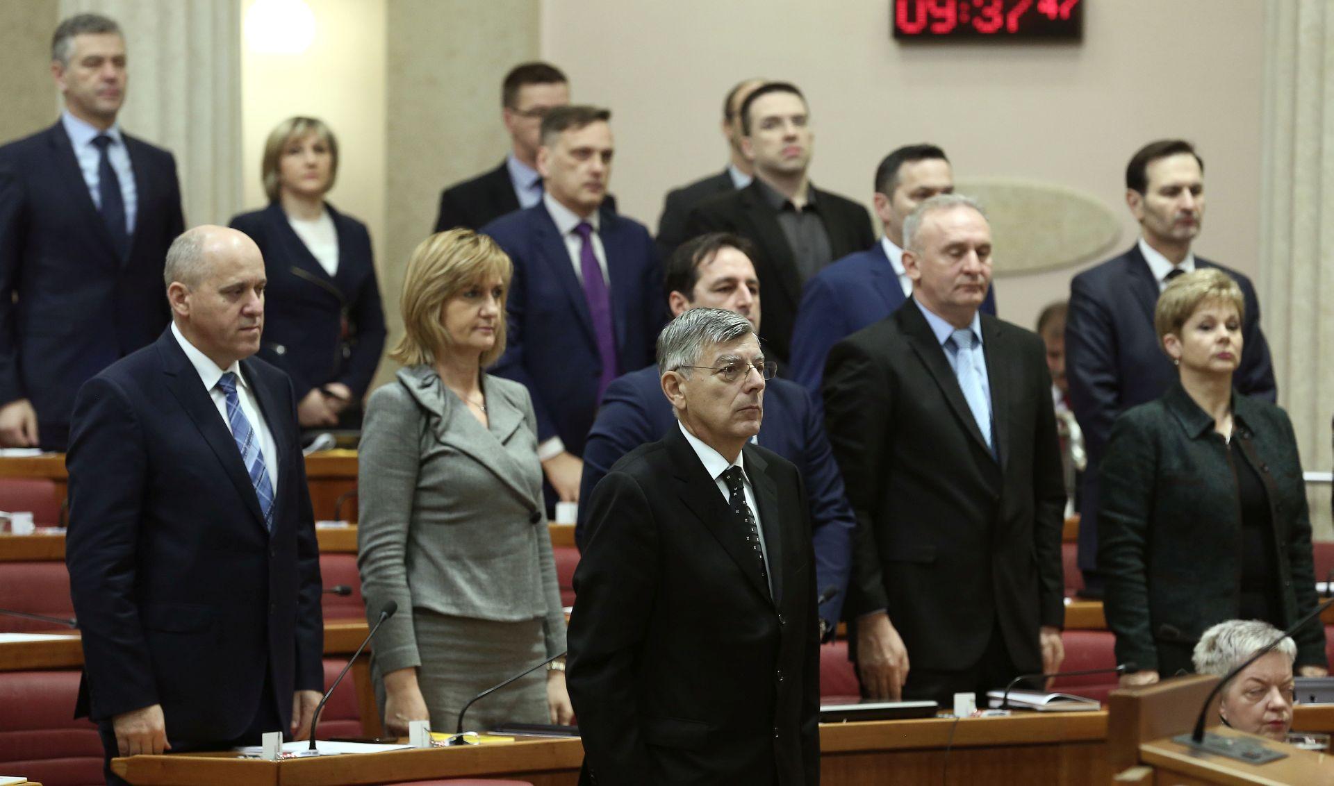 Odbor za Ustav o promjeni Poslovnika Sabora
