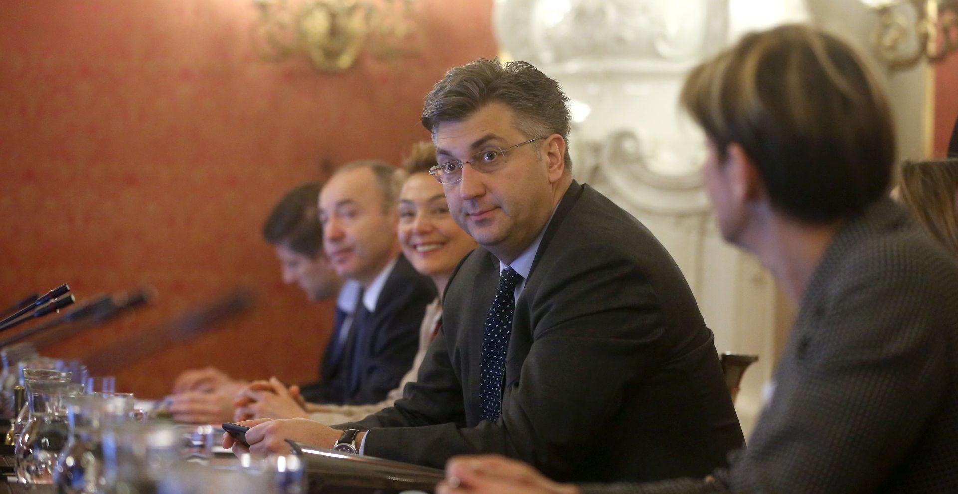 Vjerovnici Agrokora danas na sastanku s Plenkovićem