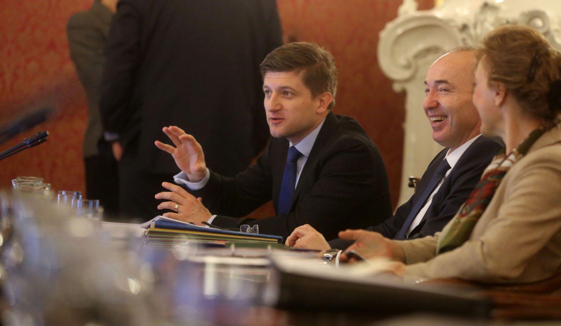 """MARIĆ """"Svi će biti pozitivno iznenađeni poreznom reformom"""""""