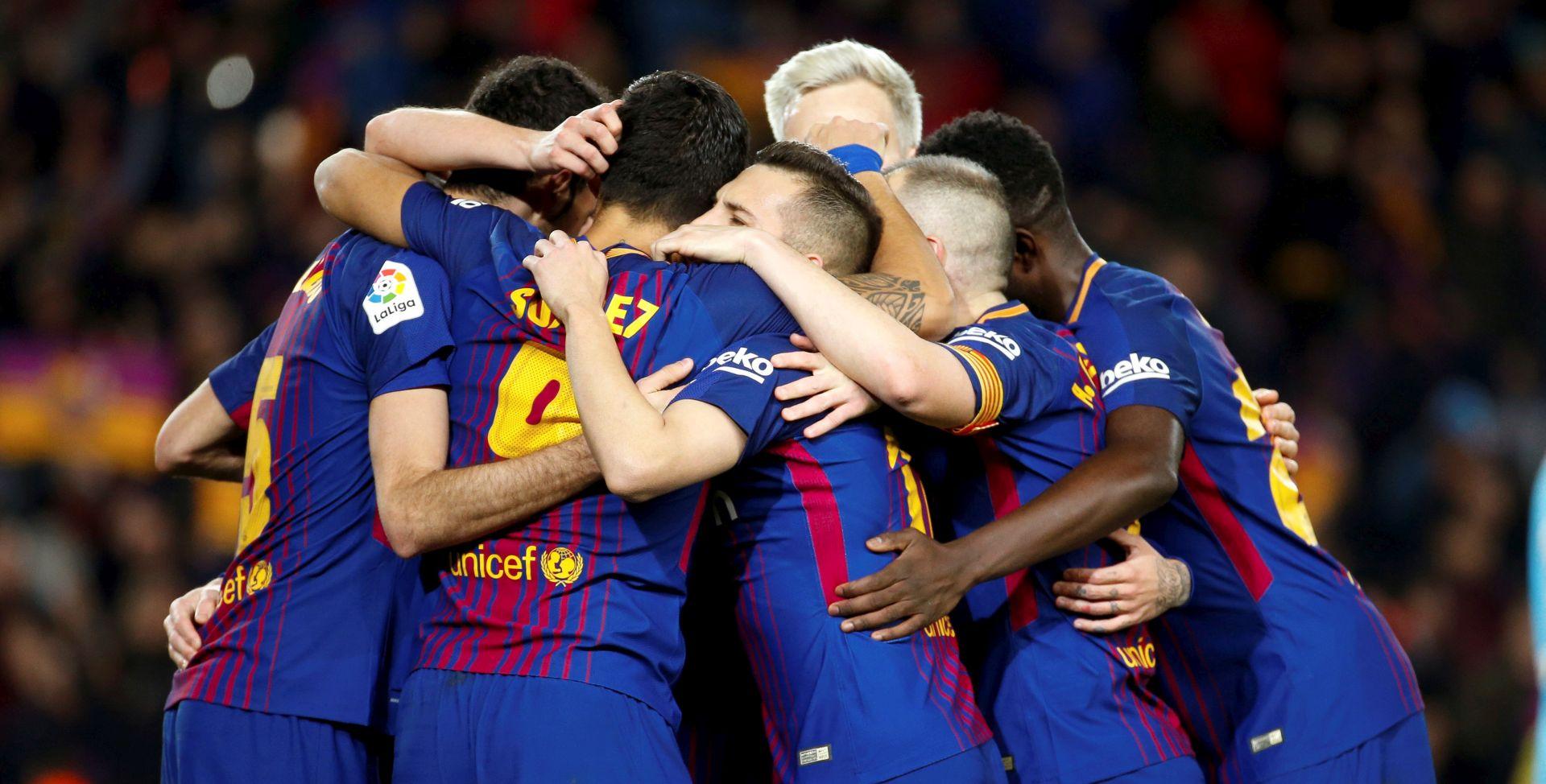 Barcelona stigla do rekorda od 39 utakmica bez poraza