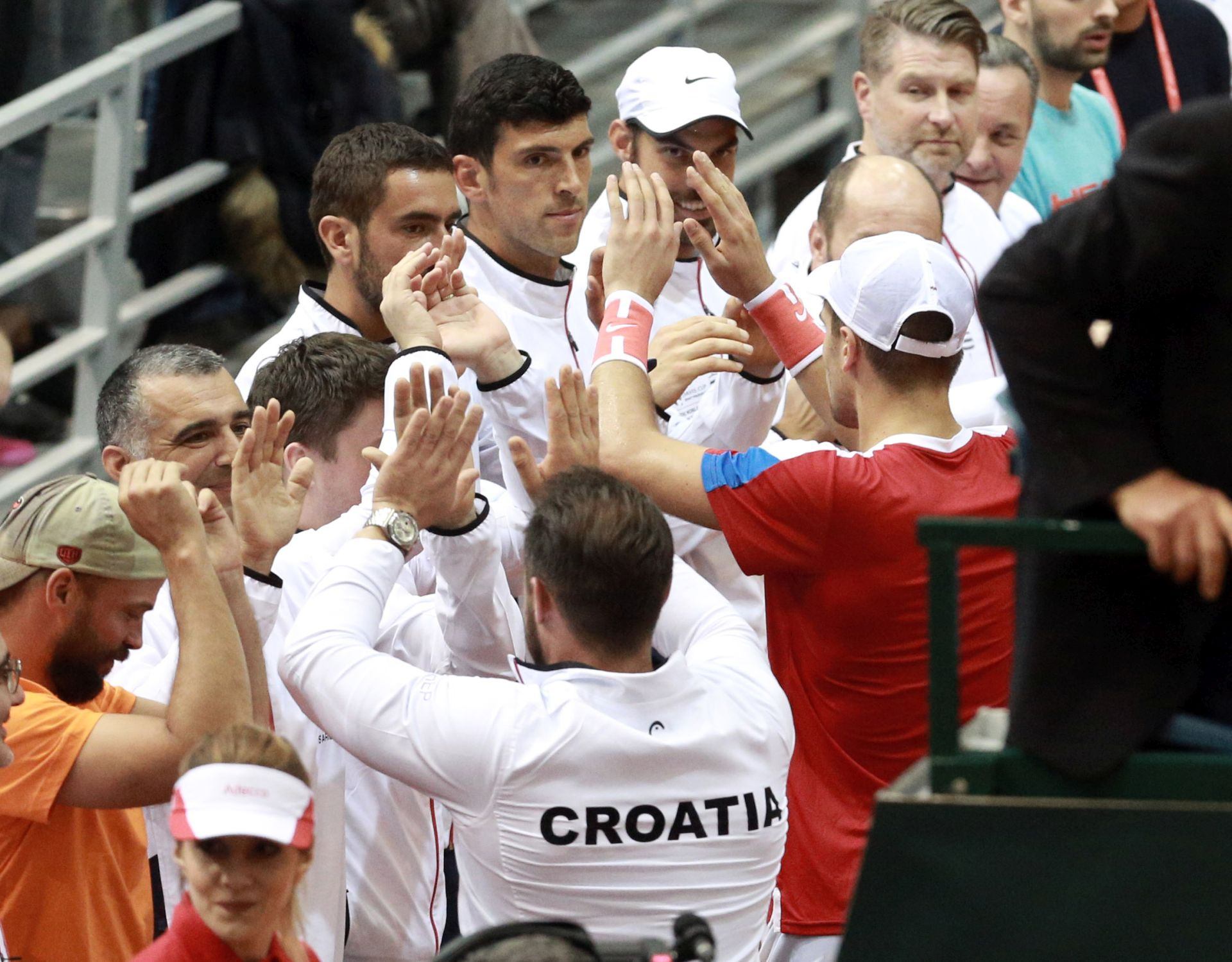 Polufinale Davis Cupa u Splitu ili Zadru