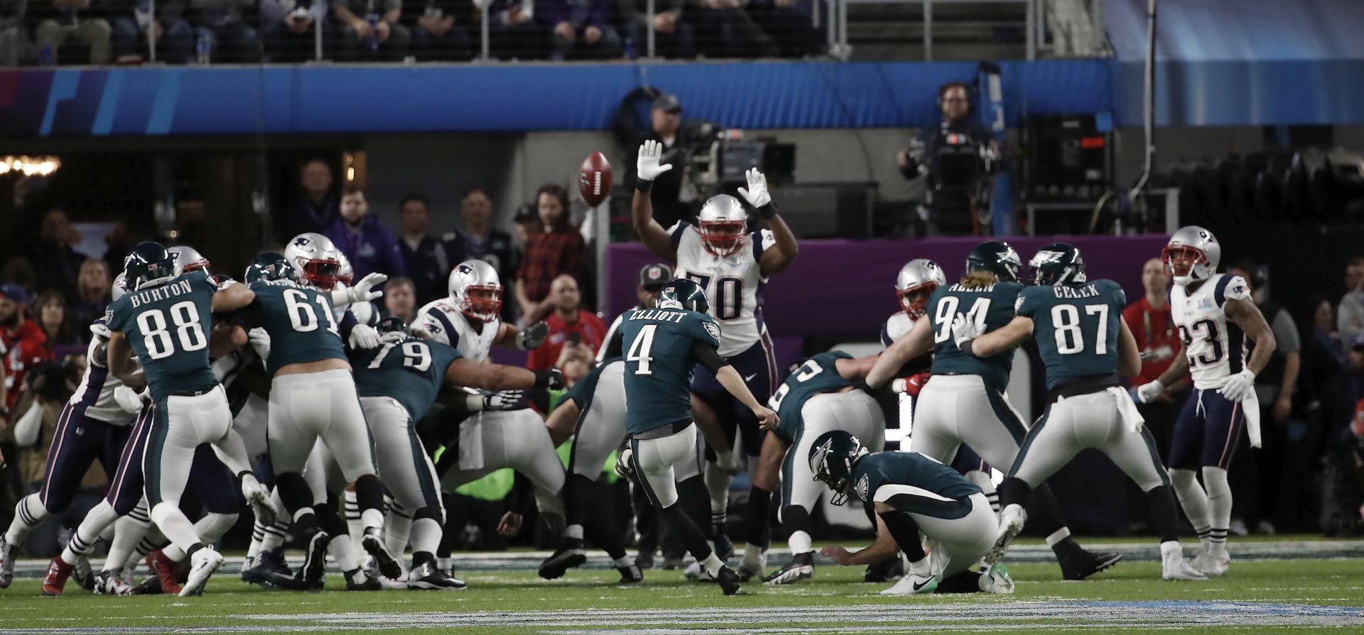Super Bowl srušio rekord u kladionicama Las Vegasa