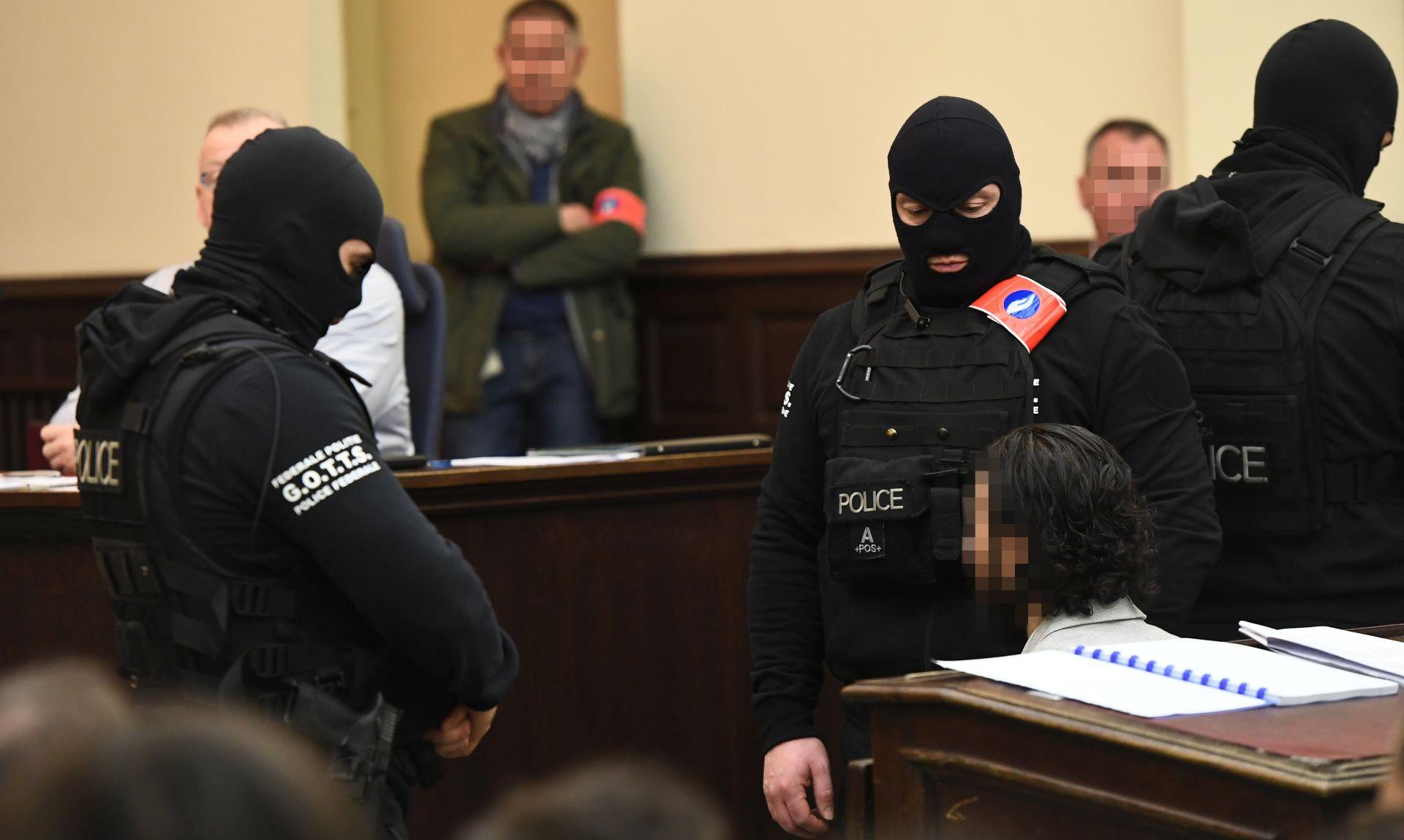 Belgijsko tužiteljstvo traži 20 godina zatvora za Abdeslama