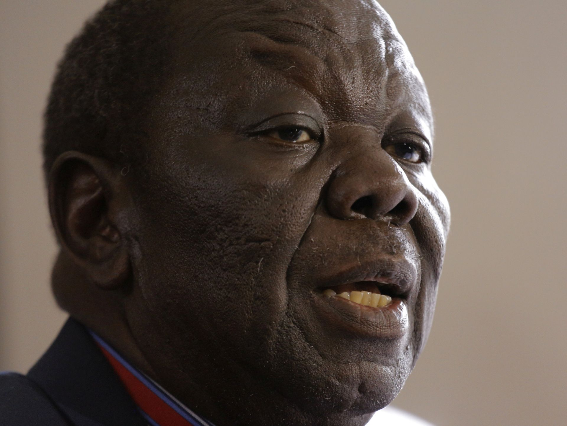 Vođa opozicije Zimbabvea preminuo u JAR-u
