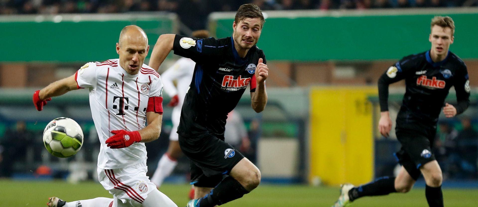 Bayern 'šesticom' u polufinale Kupa, ozljeda Müllera