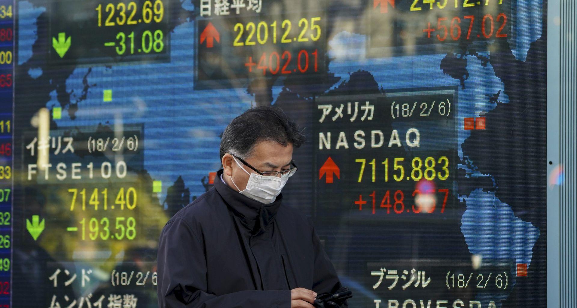 Stabilizacija dionica na Wall Streetu, investitori se nadaju poticajima