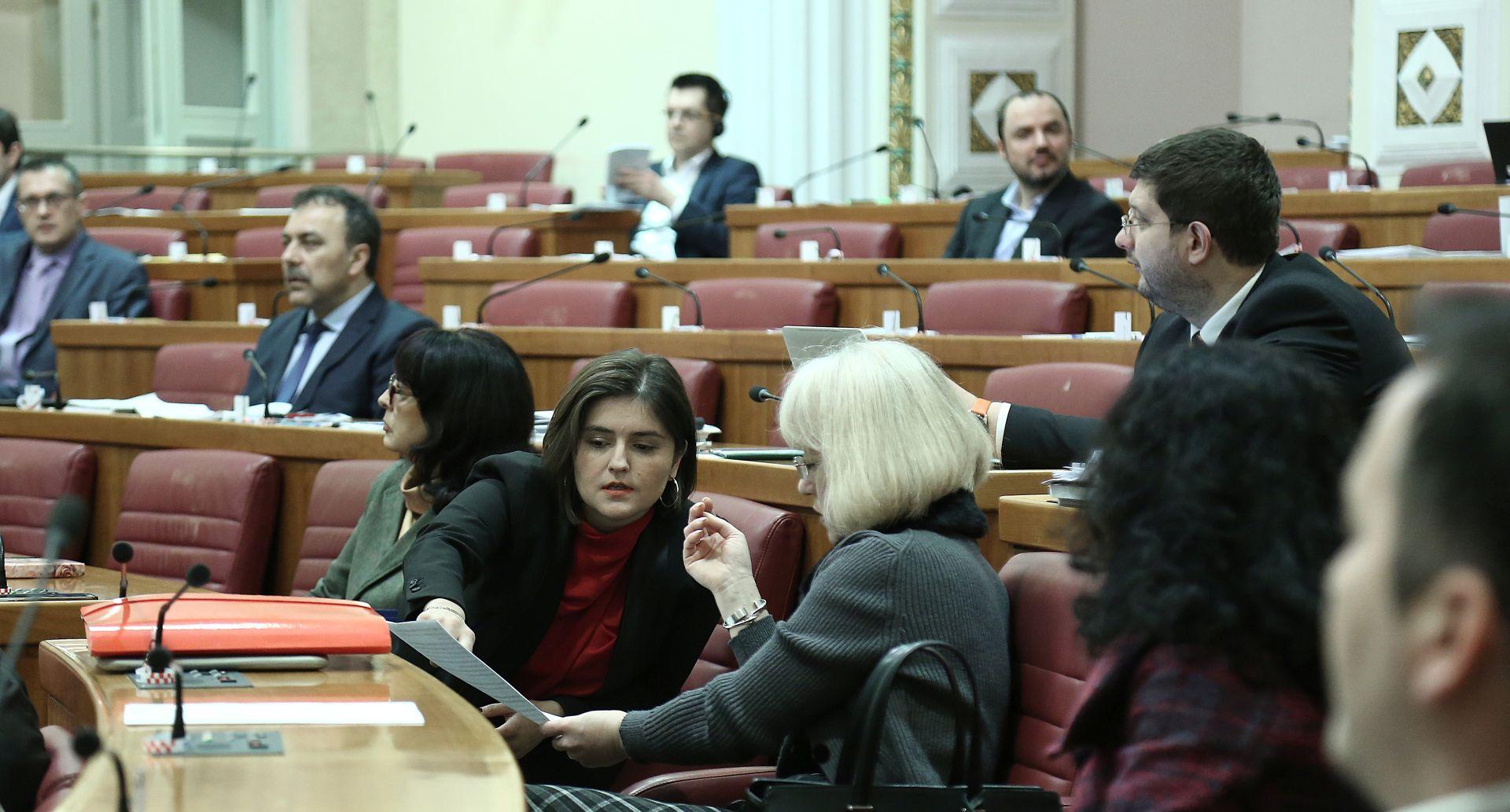 Sabor donio paket zakona za pomoć blokiranim građanima