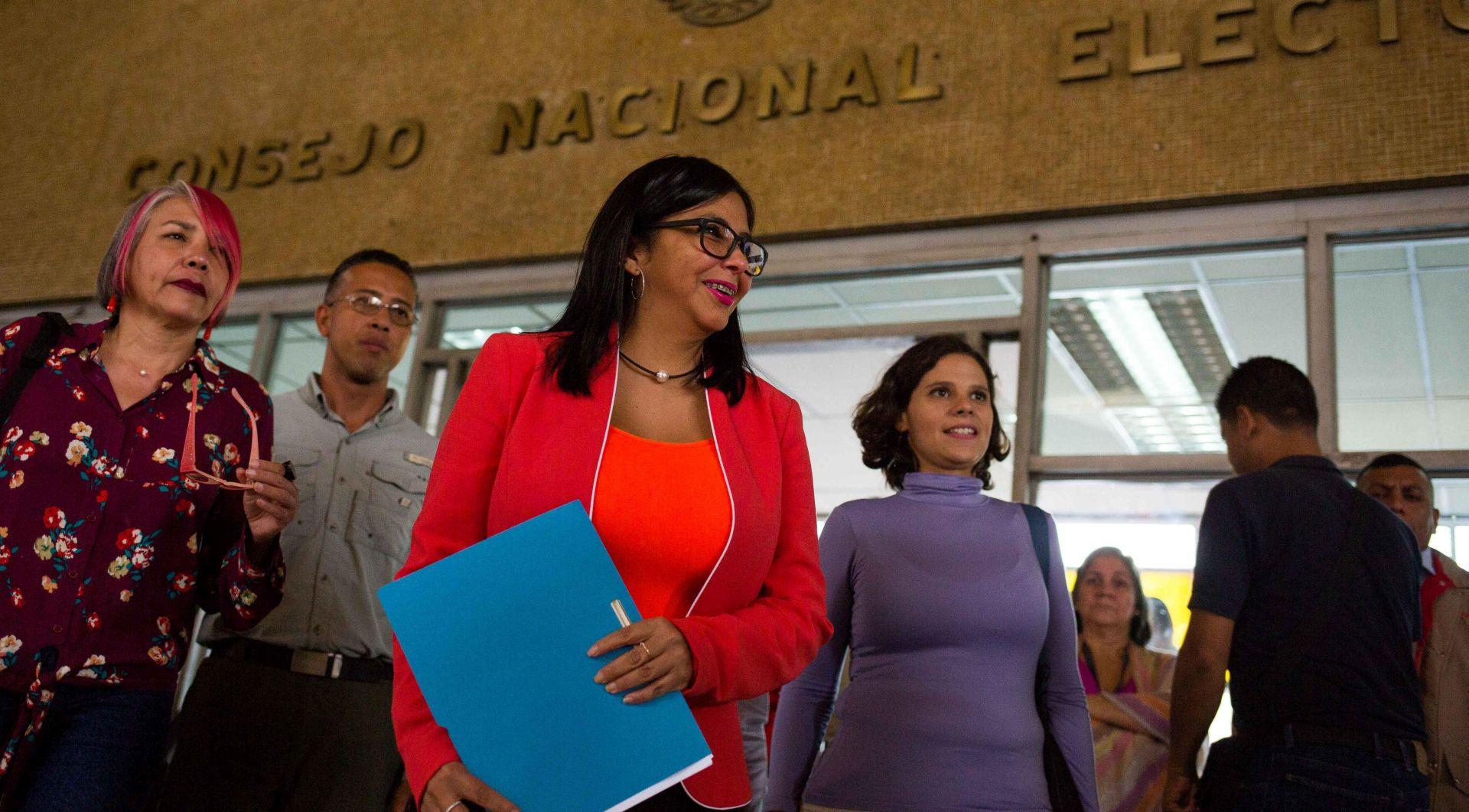 Washington kritizirao raspisivanje predsjedničkih izbora u Venezueli