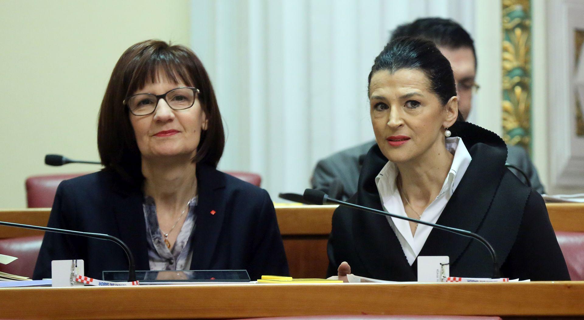 Jerković prozvala Kujundžića zbog stanja u zdravstvu