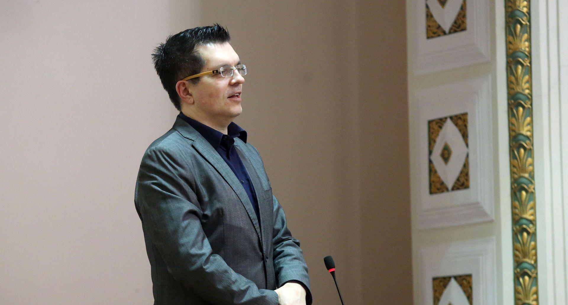 """""""HDZ koristi paraobavještajne metode zaeliminacijuljudi iz javnog života"""""""