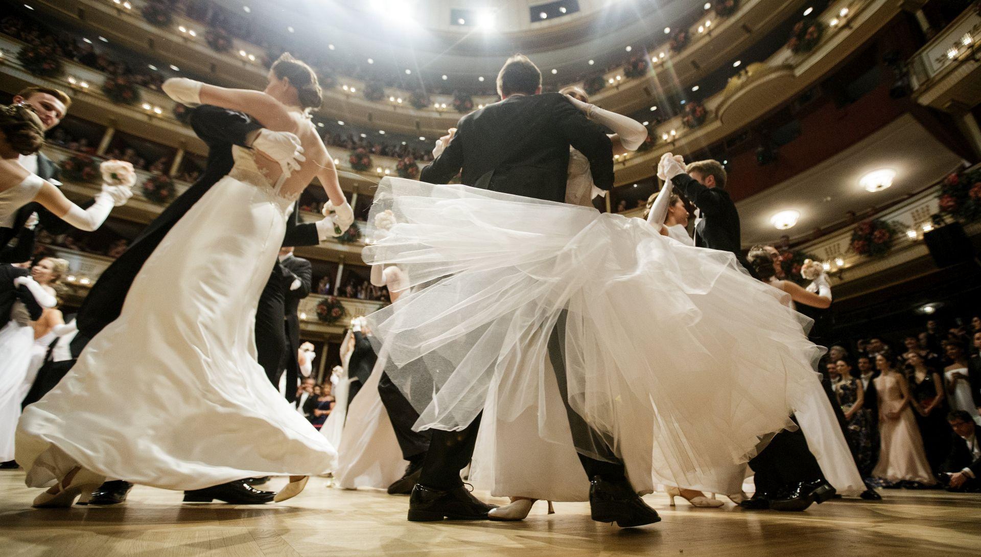 Otvoren 62. Operni bal u Bečkoj državnoj operi