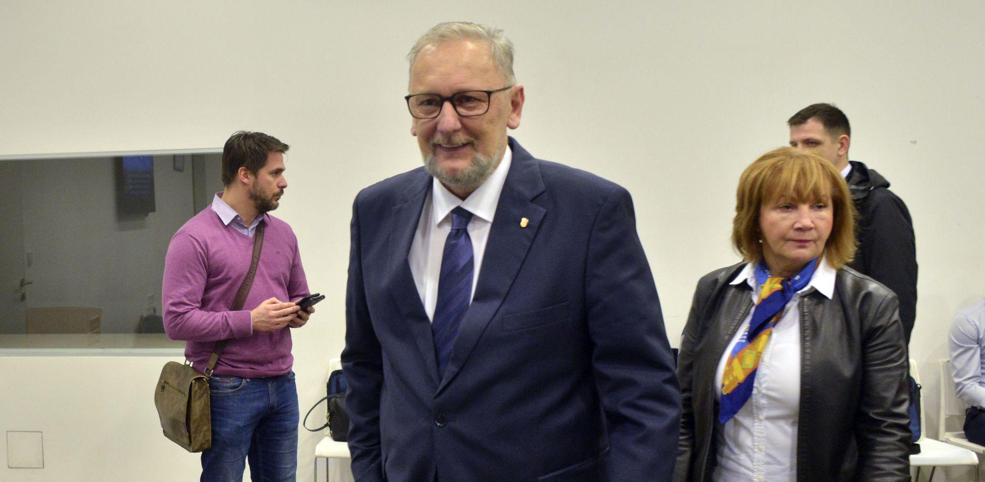 """'Zašto ministar Božinović ne """"brani"""" izvješća?'"""