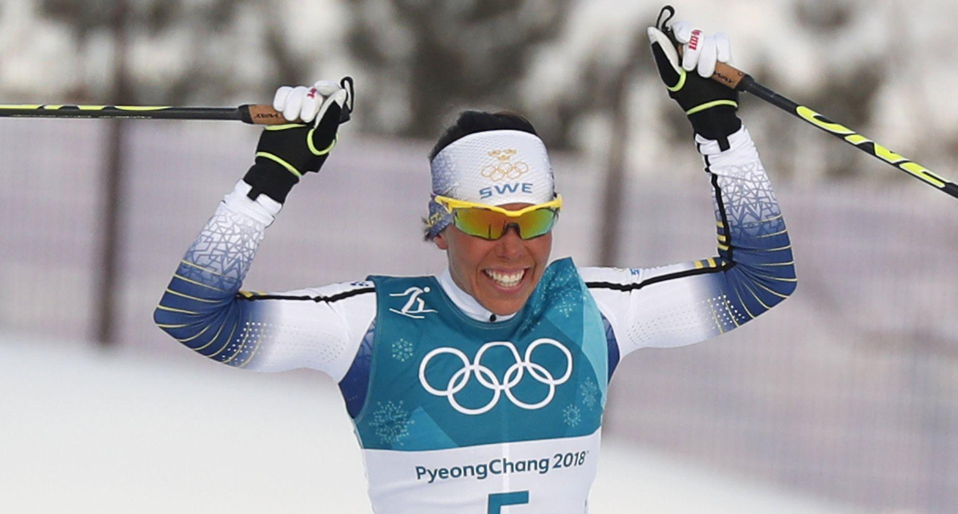 ZOI2018 Šveđanki Kalli prvo zlato