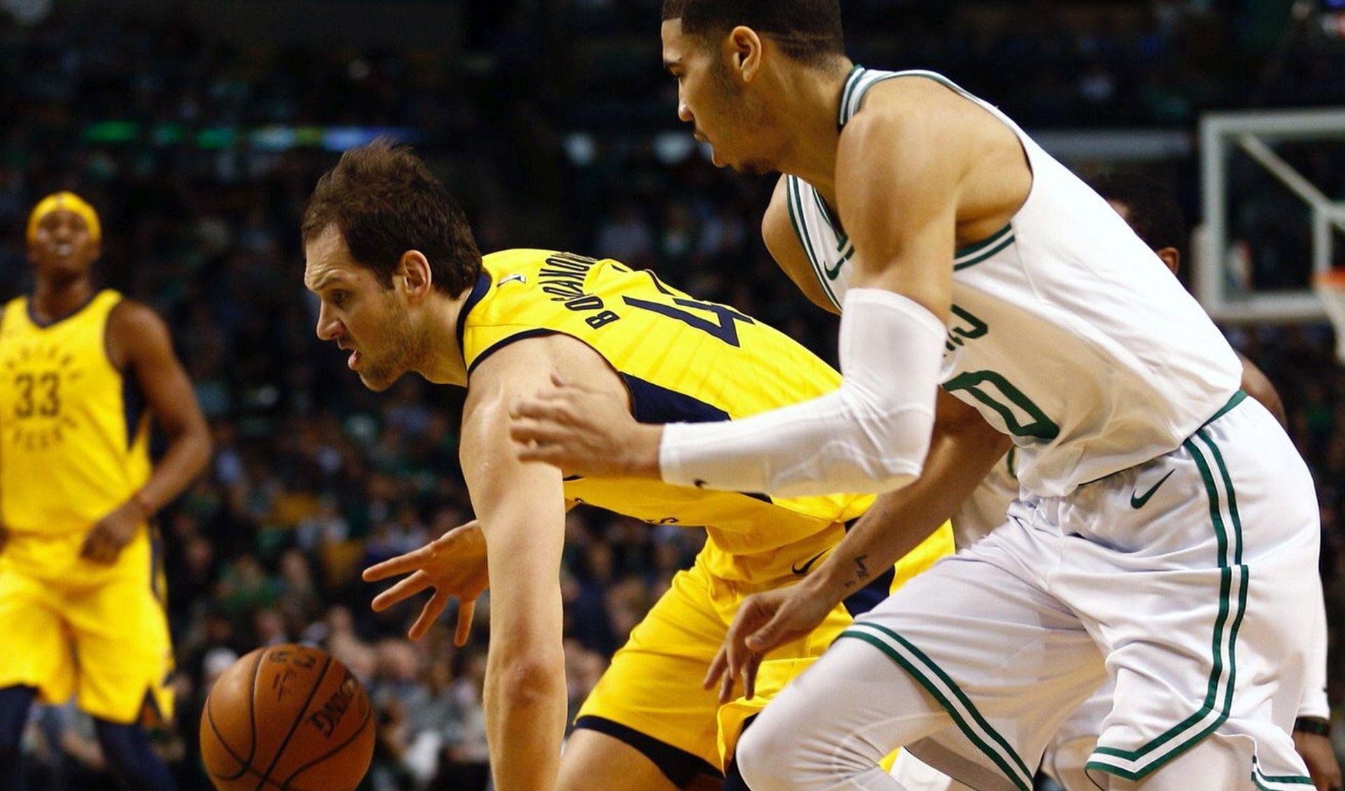 NBA Odlična partija Bogdanovića, Davis ubacio 53 koša