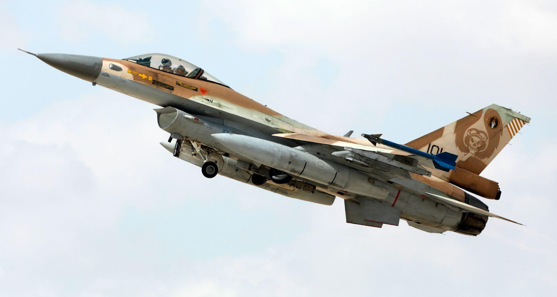 Sirijci srušili izraelski F-16, uslijedio brzi odgovor