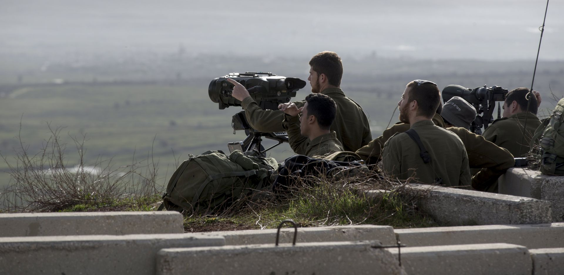 Izrael zračnim napadom odgovorio na napad iz Pojasa Gaze