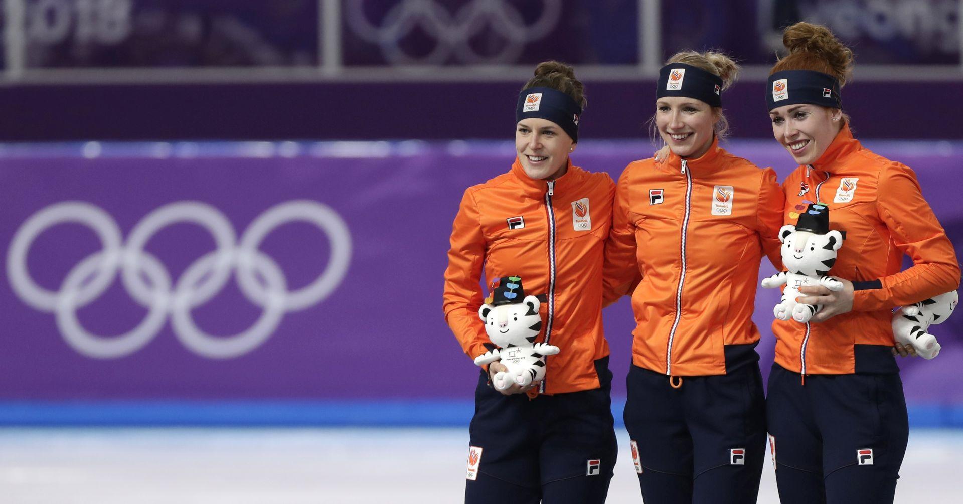 ZOI Wust osvojila rekordnu desetu medalju