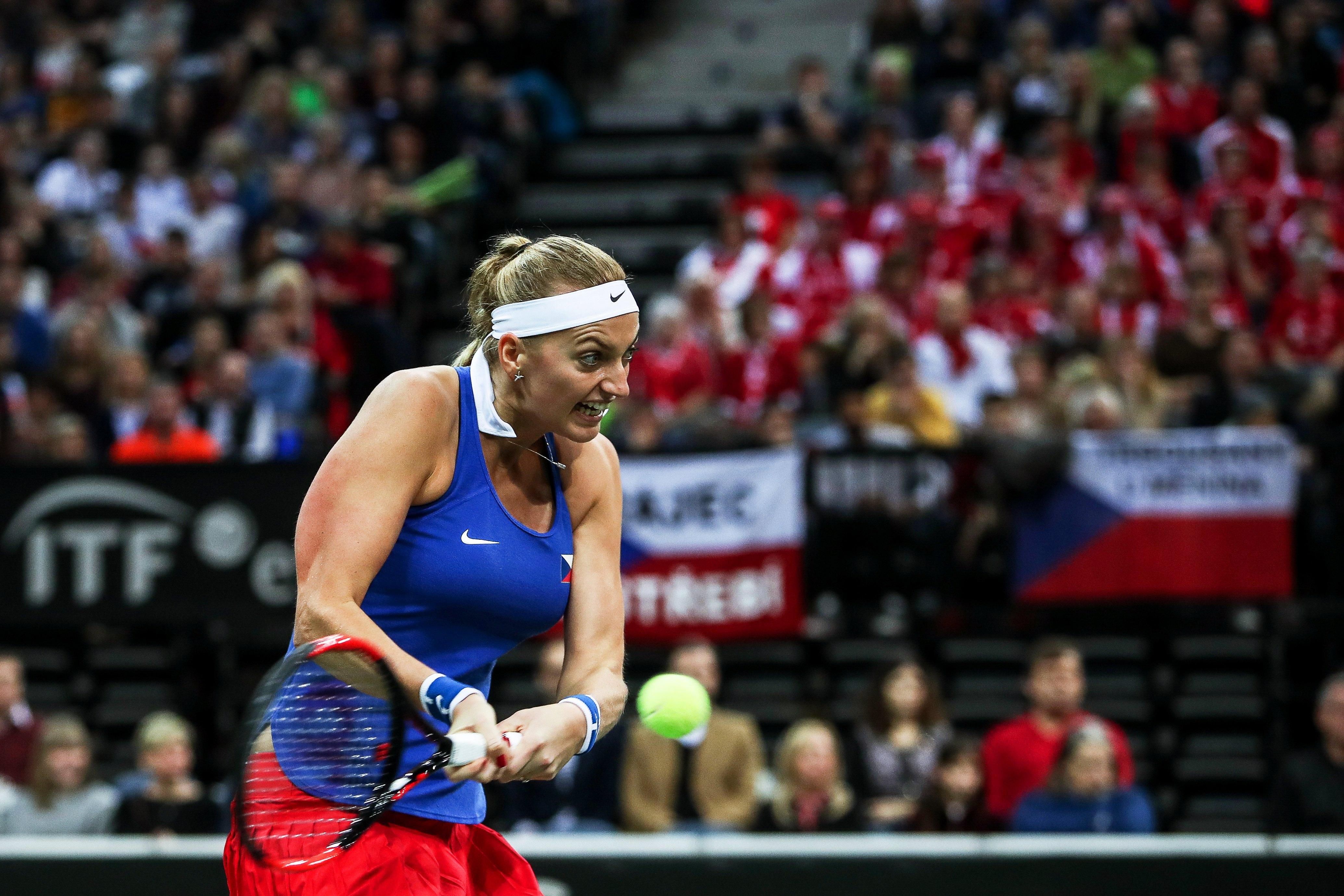 WTA Doha: Finale za Muguruzu i Kvitovu