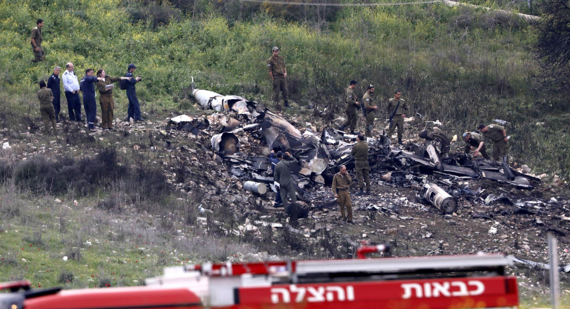 """EKSLACIJA NAKON RUŠENJA F-16 """"Sirijci i Iranci igraju se vatrom"""""""