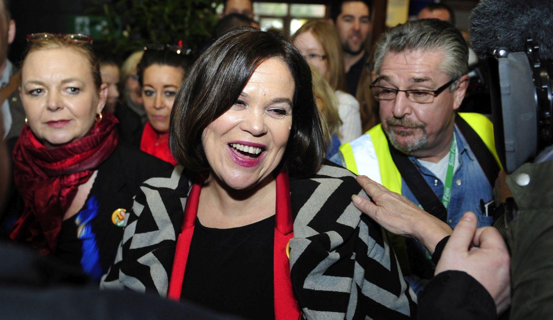 McDonald preuzela vodstvo Sinn Feina
