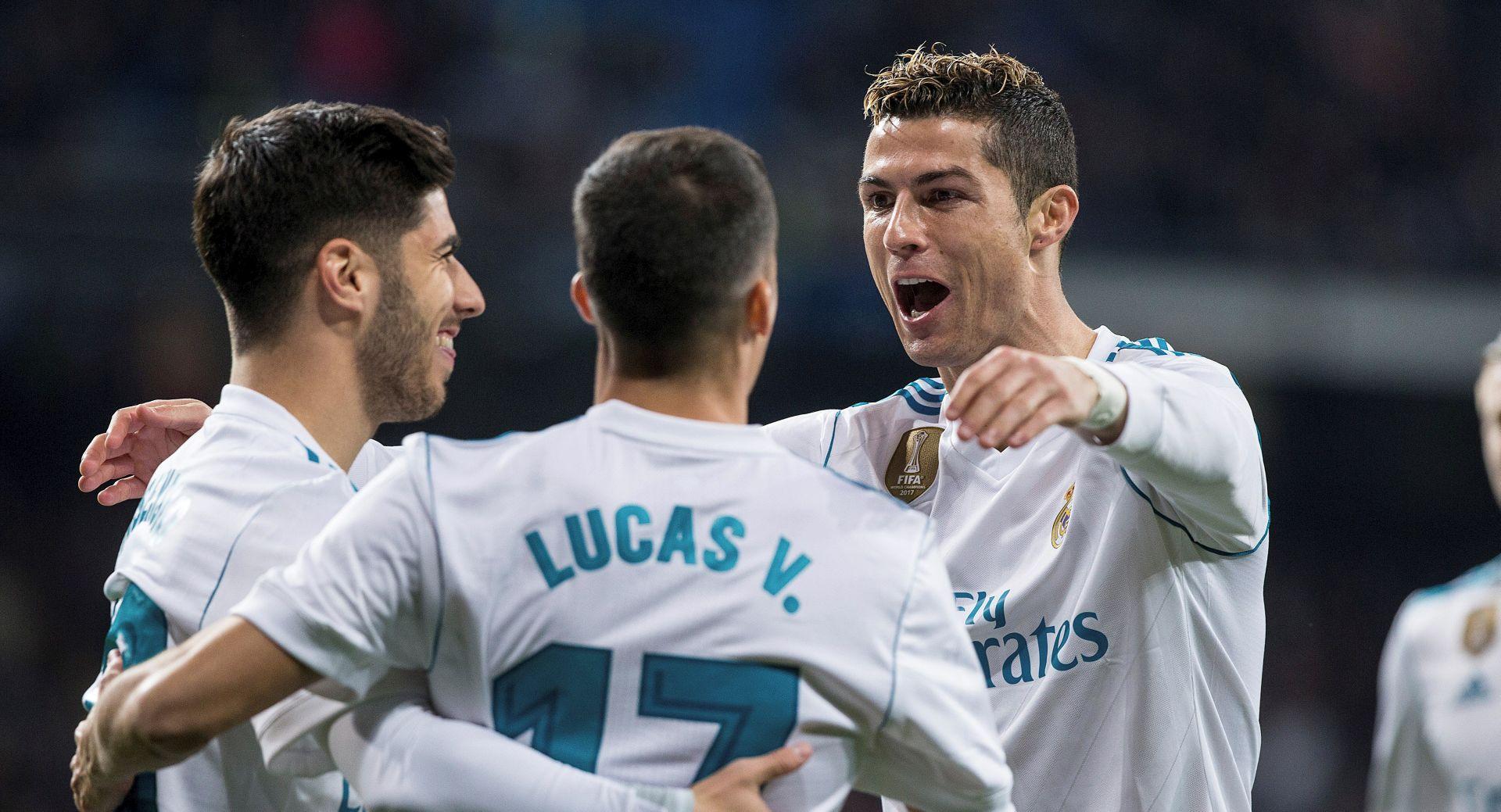 Golijada Reala, Ronaldov hat-trick, Modrić asistent