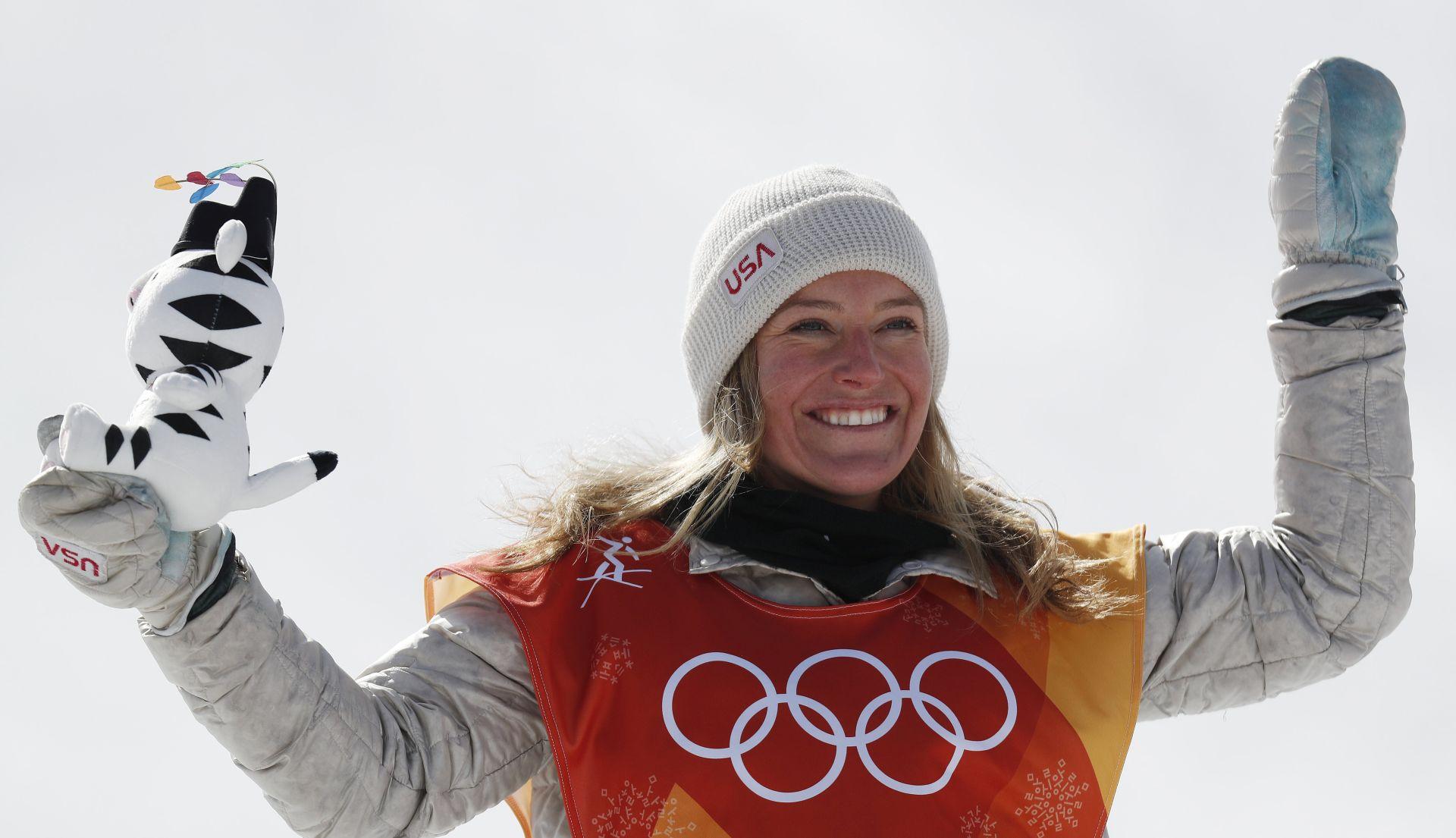 ZOI Američka snowboarderica Jamie Anderson obranila naslov