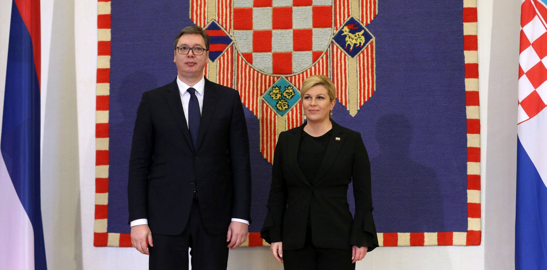 PANTOVČAK – DEDINJE Kolinda čestitala rođendan Vučiću