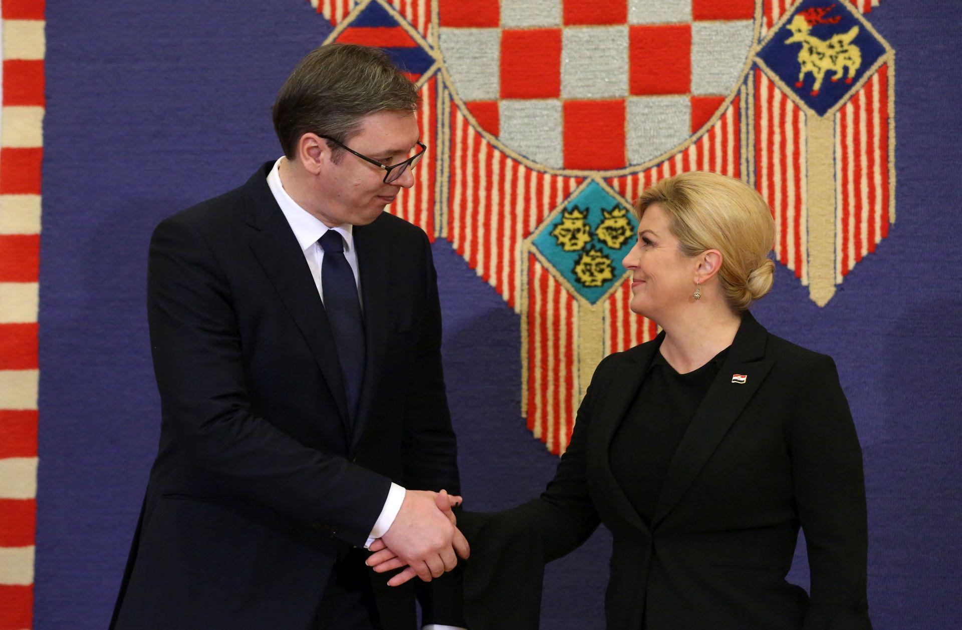 """GRABAR KITAROVIĆ """"Ne želim se spuštati na Vučićevu razinu"""""""