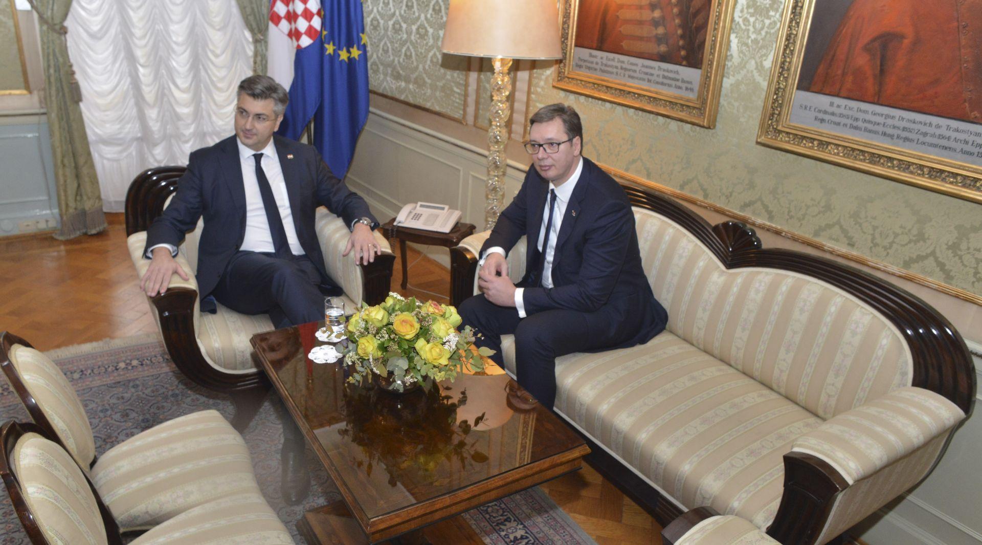 """PLENKOVIĆ """"Vučić se bavi jalovim provokacijama"""""""