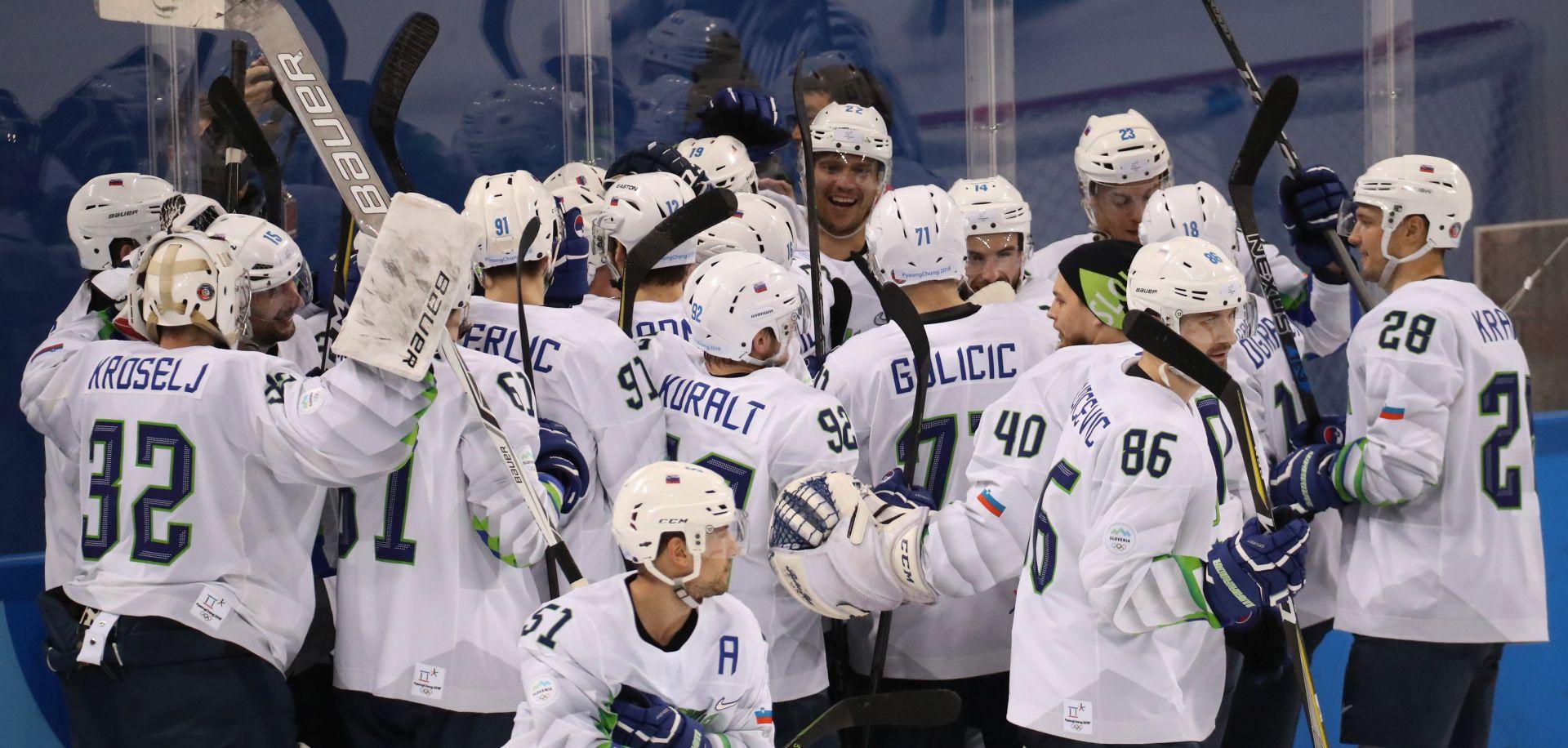 ZOI Slovenski hokejaš Jeglič pozitivan na doping kontroli