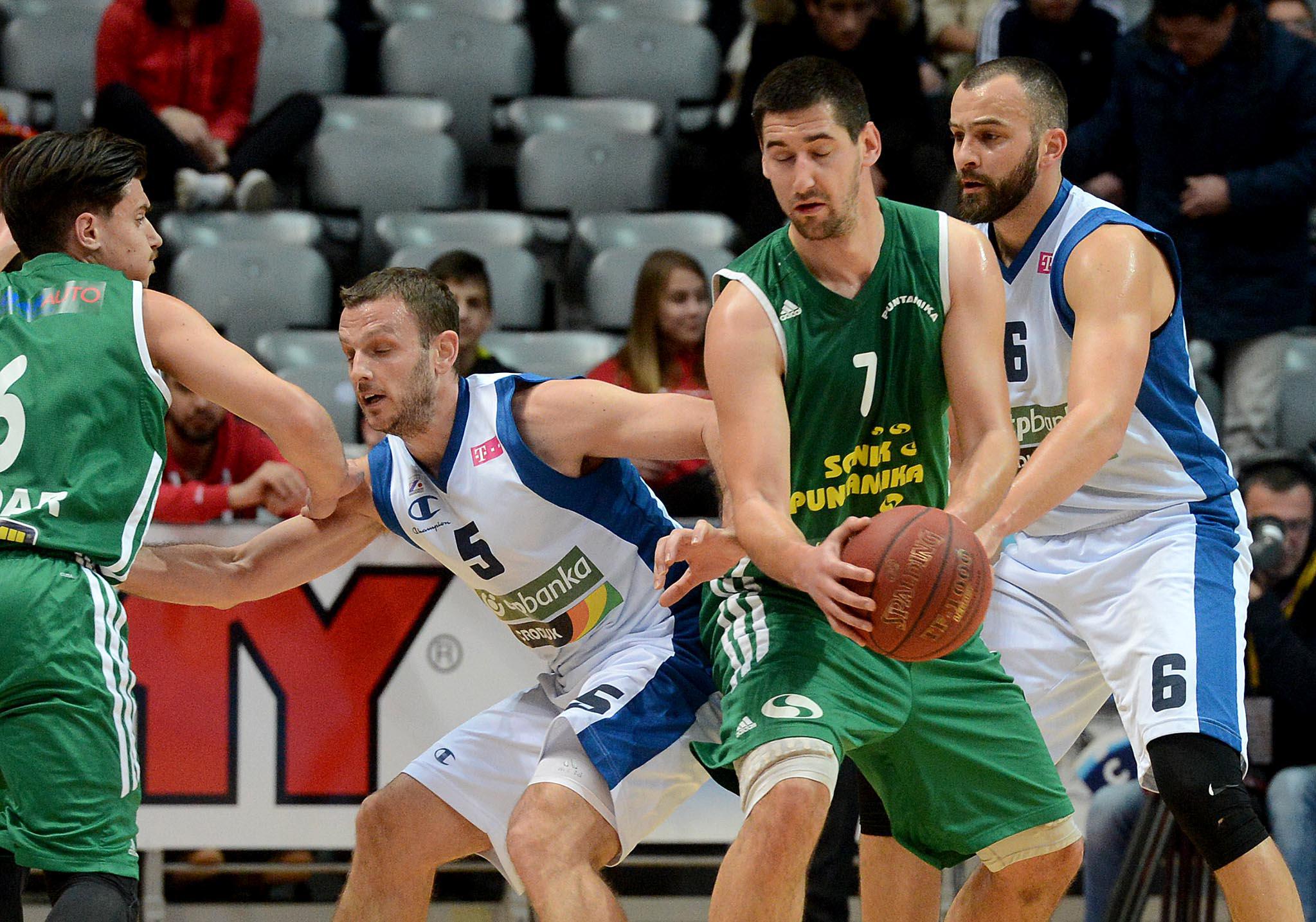 Kup: Cibona i Zadar u polufinalu