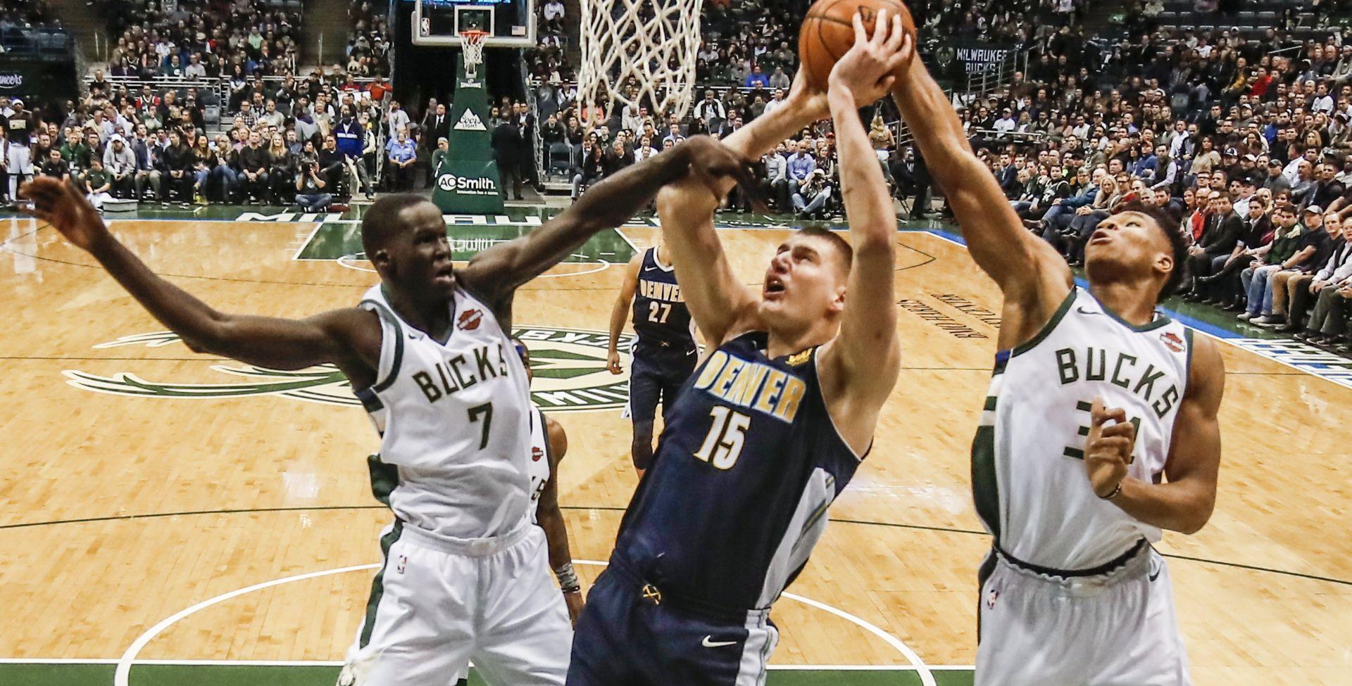 NBA Jokiću najbrži 'triple-double' u povijesti