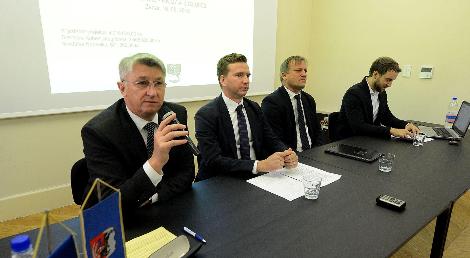 Počela izrada prometnog masterplana sjeverne Dalmacije