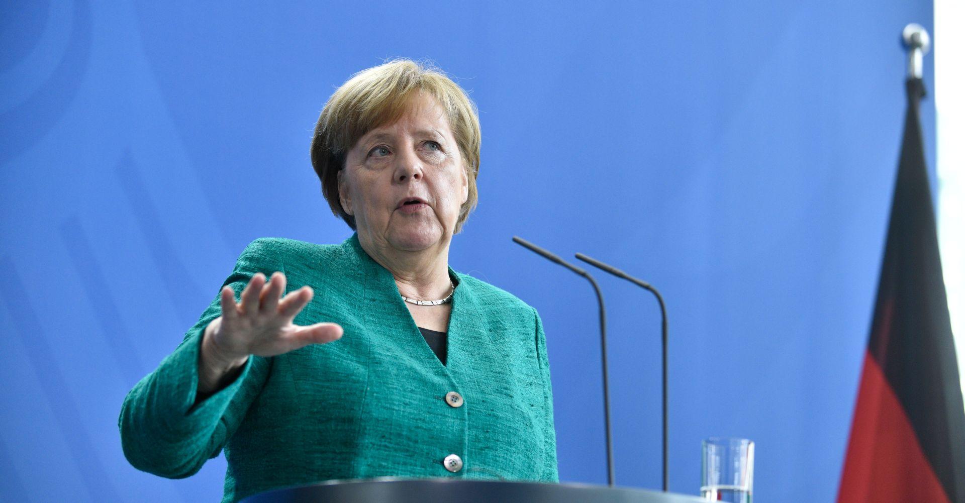 Merkel u Tbilsiju dala podršku cjelovitoj Gruziji