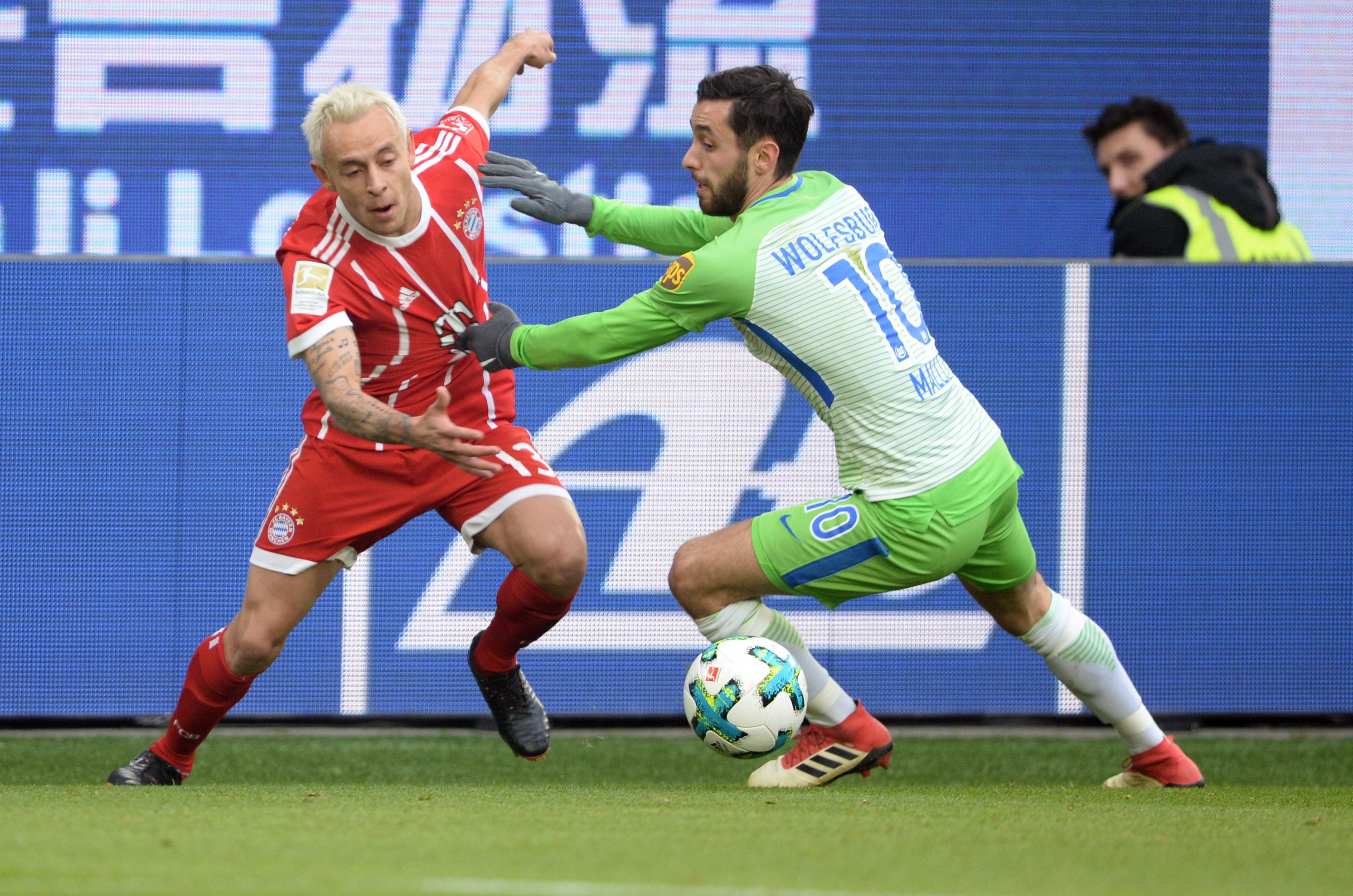 Wolfsburg – Bayern 1-2