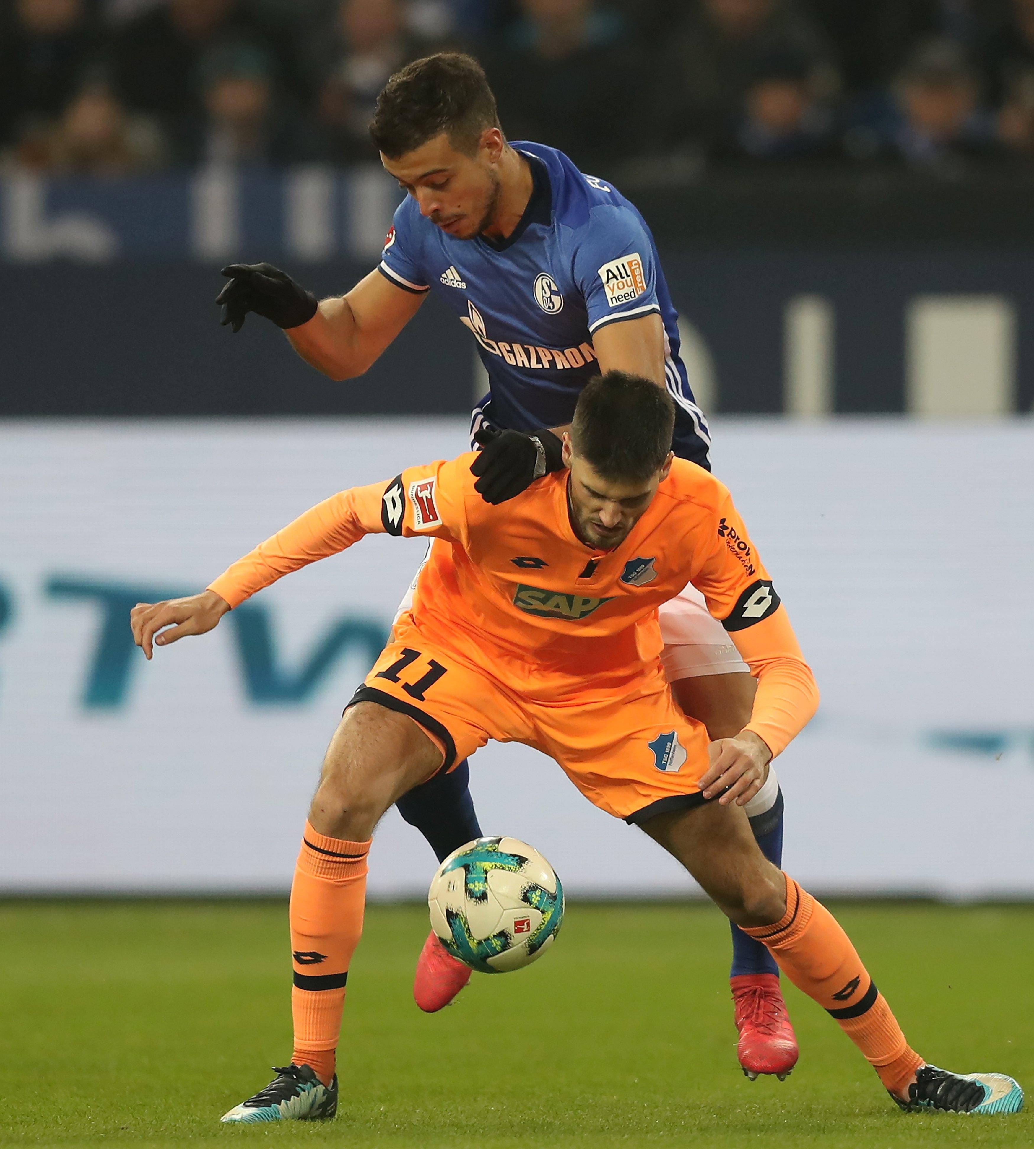 Schalke – Hoffenheim 2-1, gol Kramarića