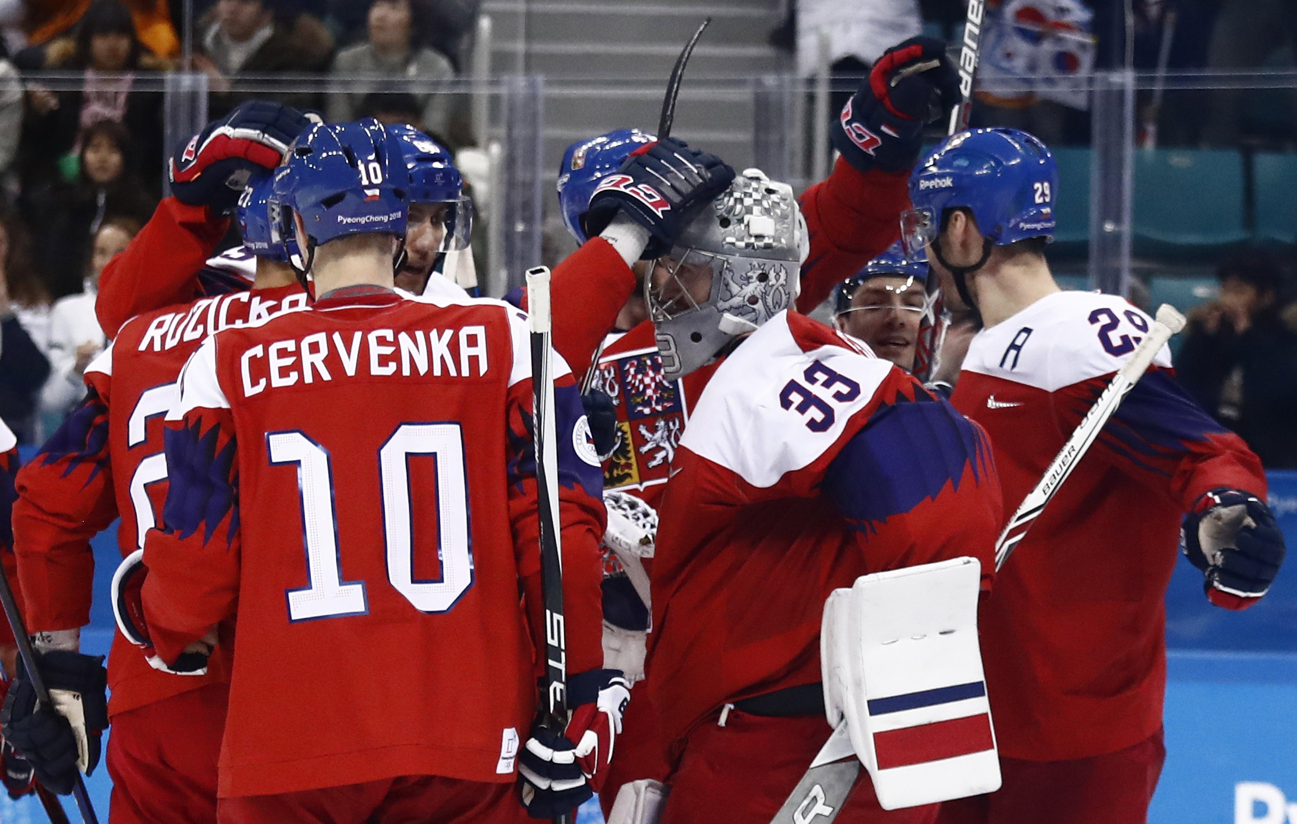 ZOI 2018.: Švedski hokejaši stopostotni, i Kanada izravno u četvrtfinalu